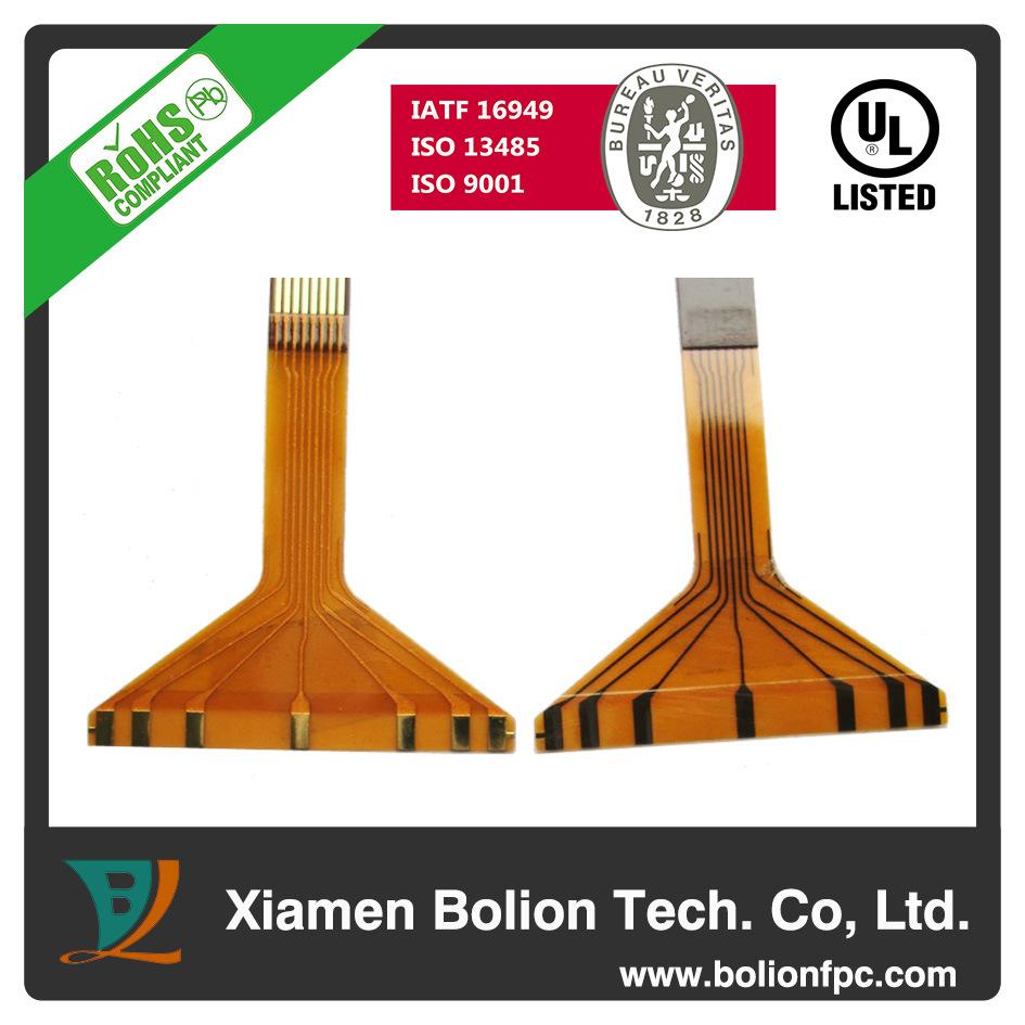 China Single Sided Flexible Printed Circuit Board Pcb Flex Print Fpc