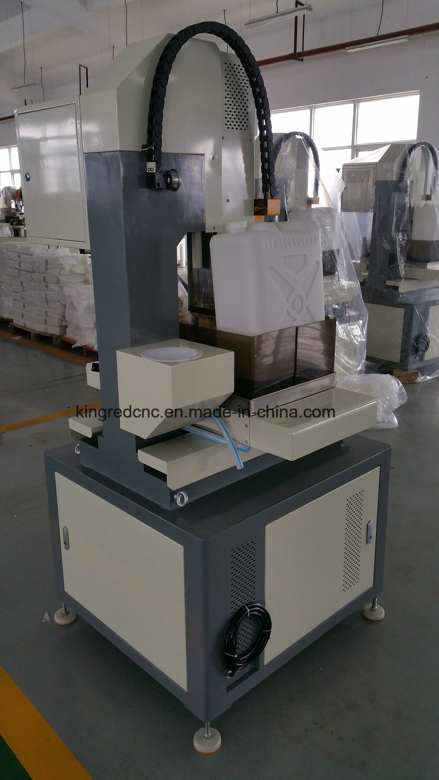 China Kingred EDM Small Hole Drilling Machine Photos & Pictures ...