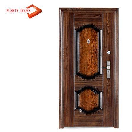 Modern Steel Entry Door Grade 1 Secure Doors