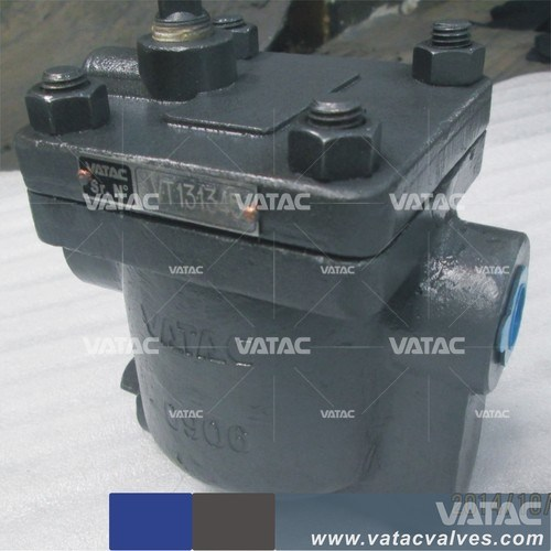 Cast Steel Wcb/Wcc/Lcb/Wc6/CF8/CF8m Inverted Bucket Steam Trap with Flange Ends pictures & photos