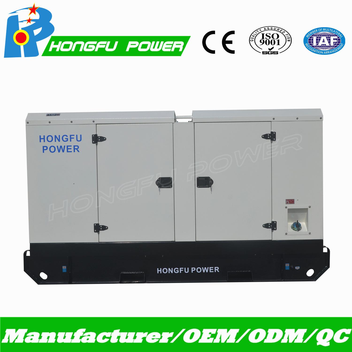 China Prime Power 25kva Silent Generator Set With Cummins Circuit Breaker Manufacturers In Engine
