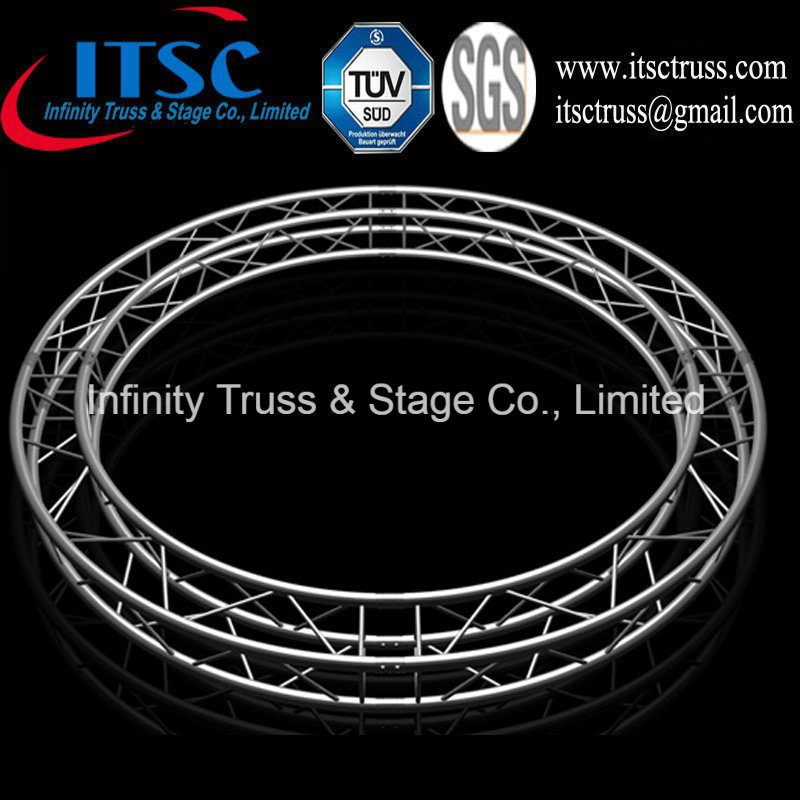 Hot Item 290x290mm Aluminum Lighting Truss Circular Itsc Cs29 R2m