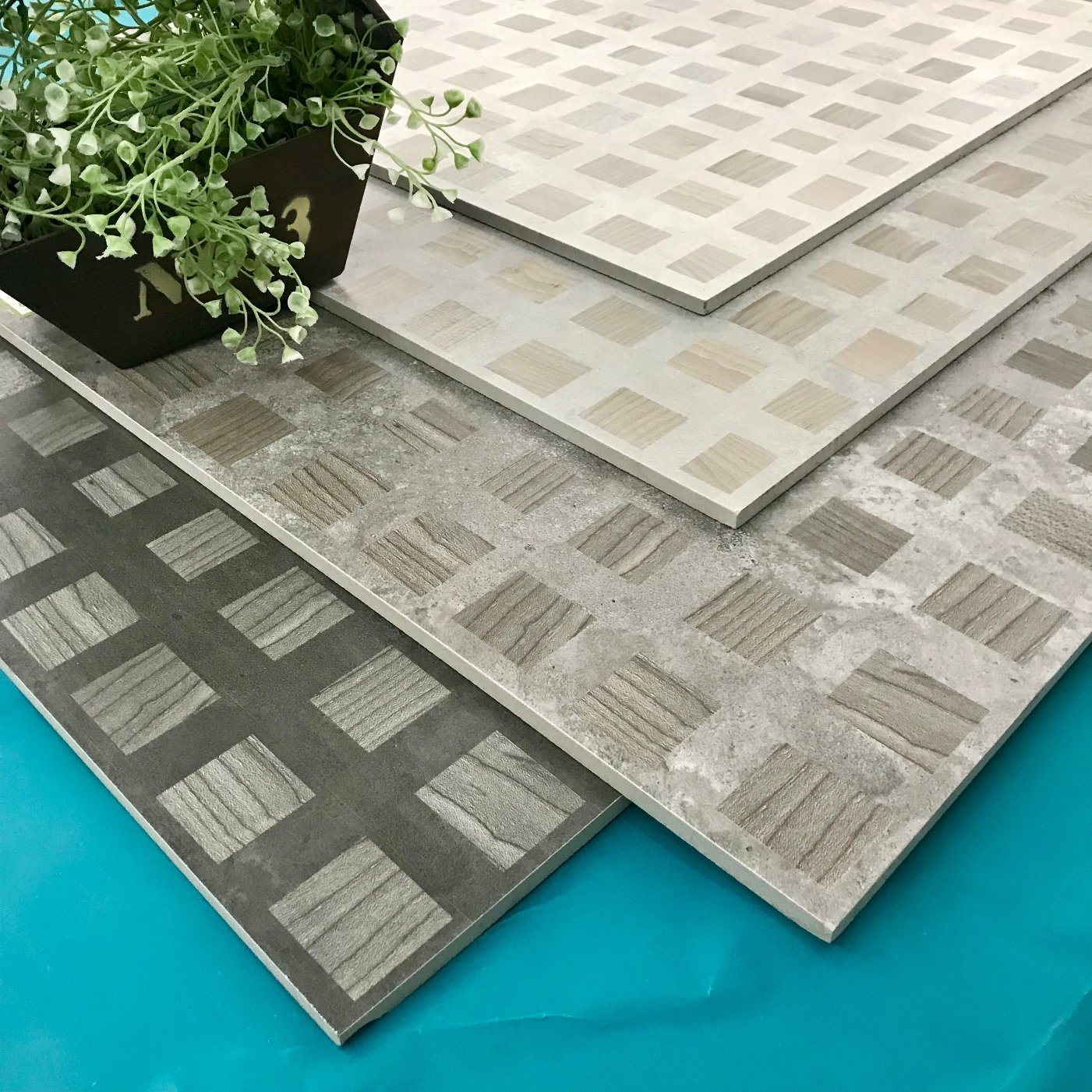 china construct material laminate glazed porcelain tiles for