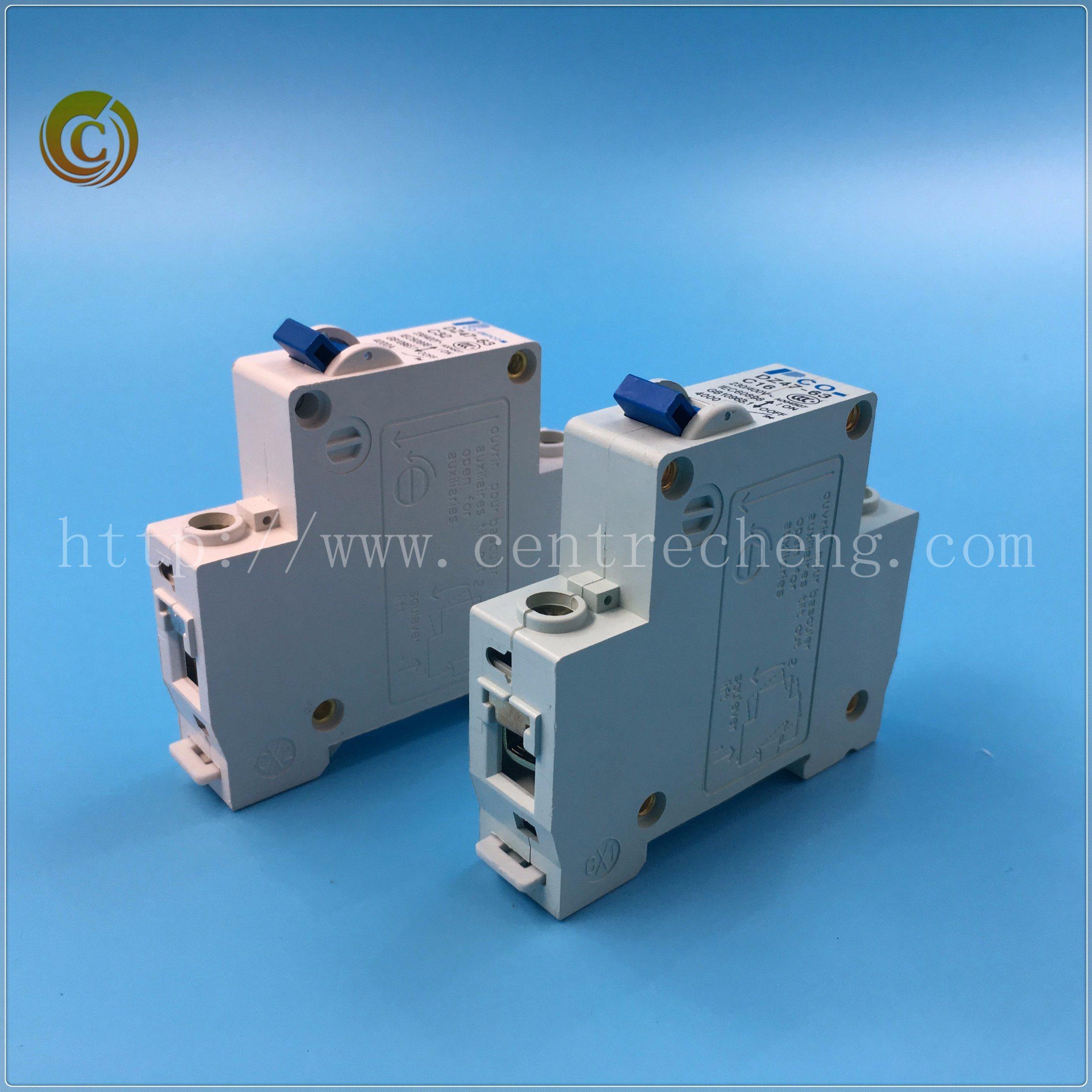 2018 Vacuum Circuit Breaker Electrical Contact MCB Breaker Moulded Case  Circuit Breaker