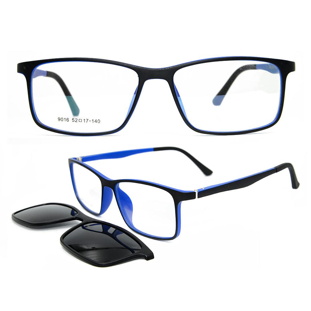3f1f3bd751d2 China 2018 Classic Tr90 Clip on Sunglasses General Purpose Glasses Frame -  China Clip on Sunglasses, Optical Frames
