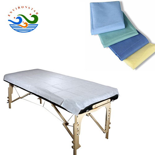 Custom Size Disposable Fitted Bed Sheet For Wholesales