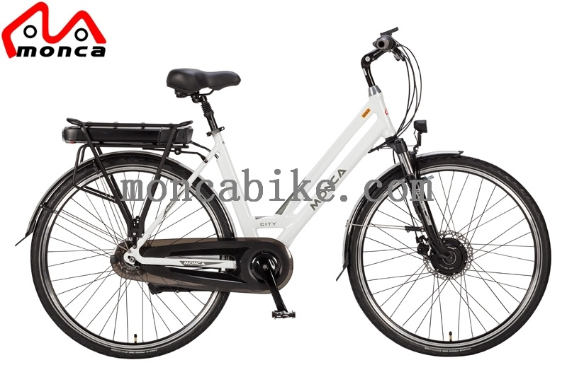 City Electric Bike with Shimano Nexus-7 Speed En15194 pictures & photos