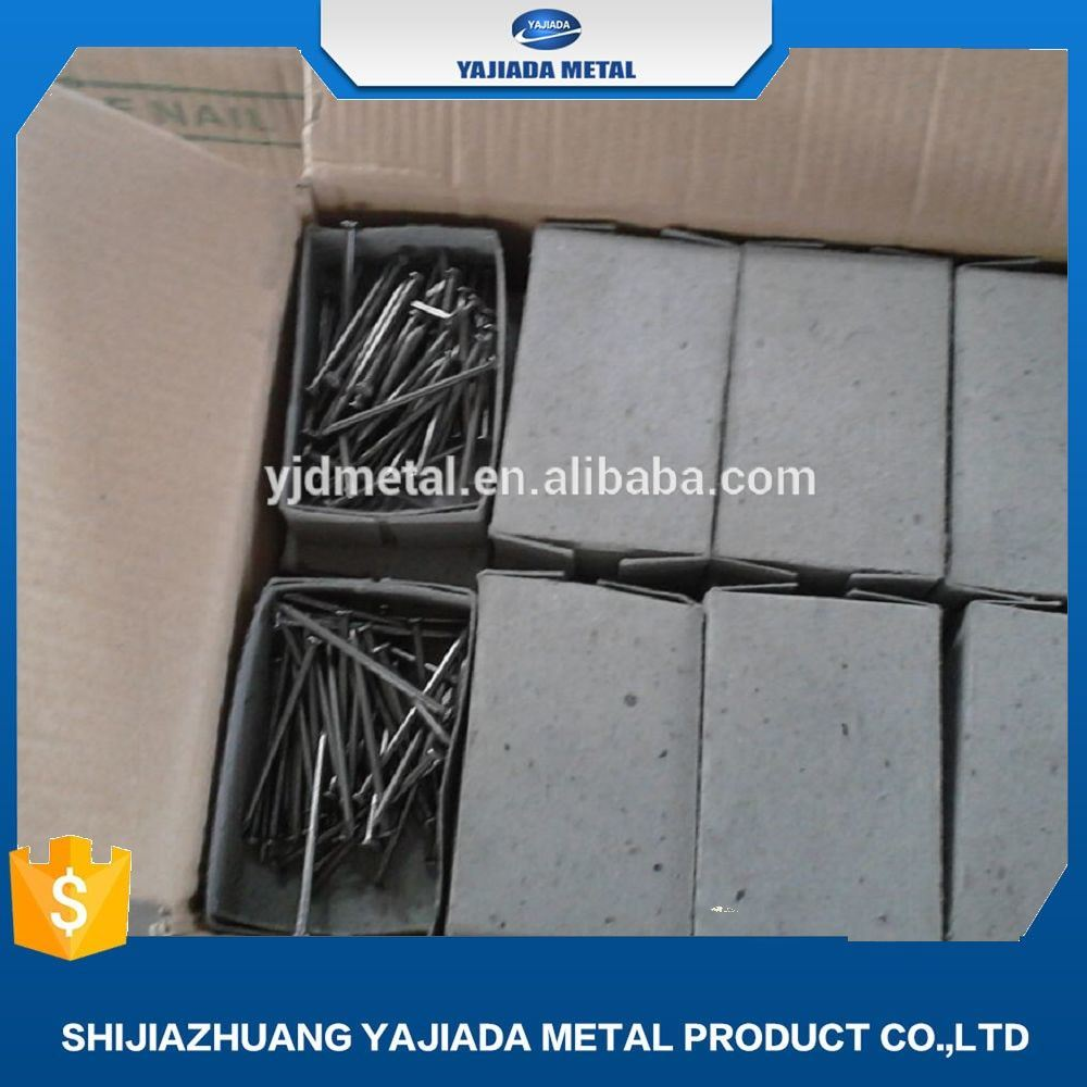 China Common Iron Nails Wood Factory Direct With 8 Boxes