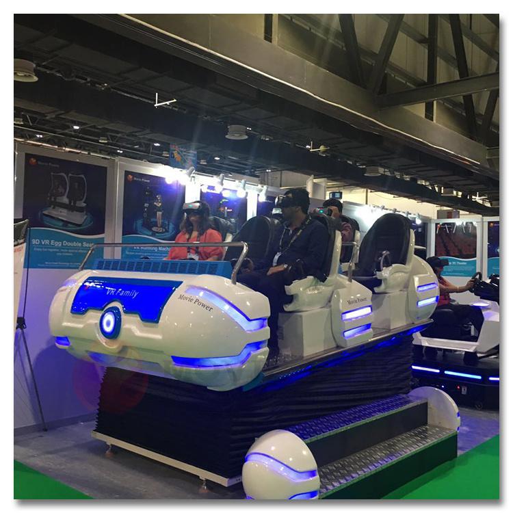 f41186ca47b China Six Seats 9d Vr Cinema Flight Simulator for Arcade Game Photos ...