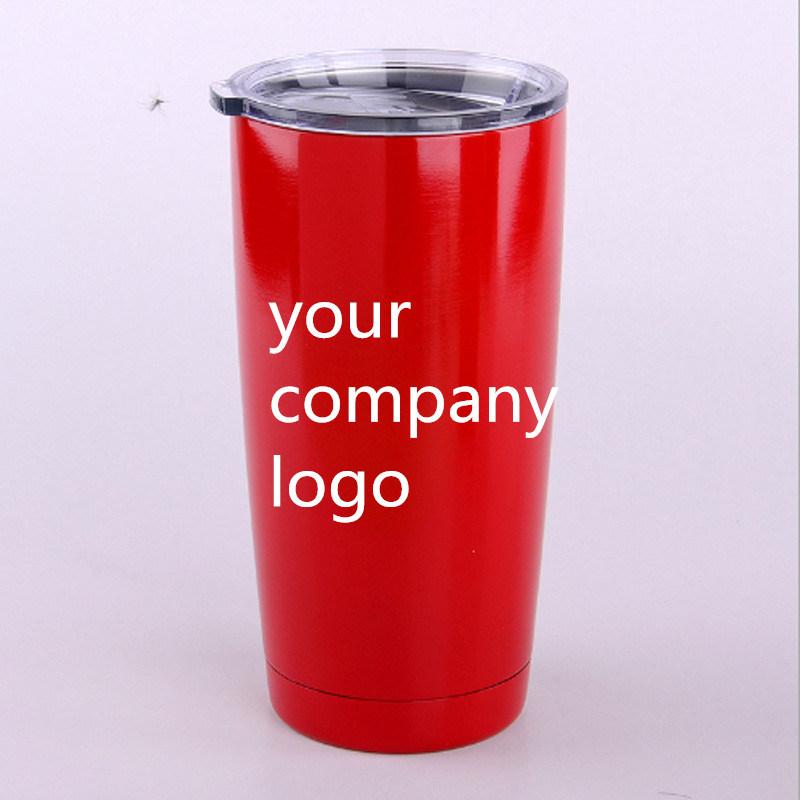 0dd92b916c7 Yeti 20oz/30oz Black Thermos Stainless Steel Insulated Travel Tumbler Cup/ Mug