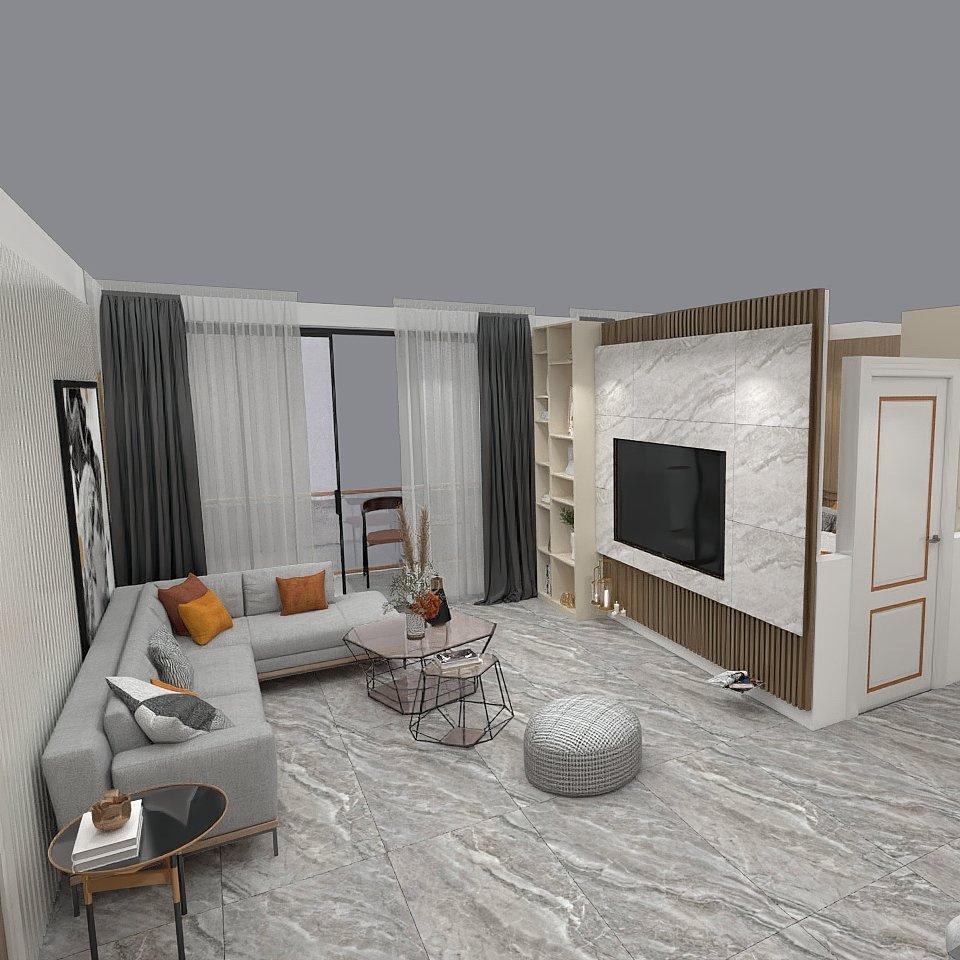 - China Gray Color Floor And Decor Boulevard Gracia Porcelain Tile