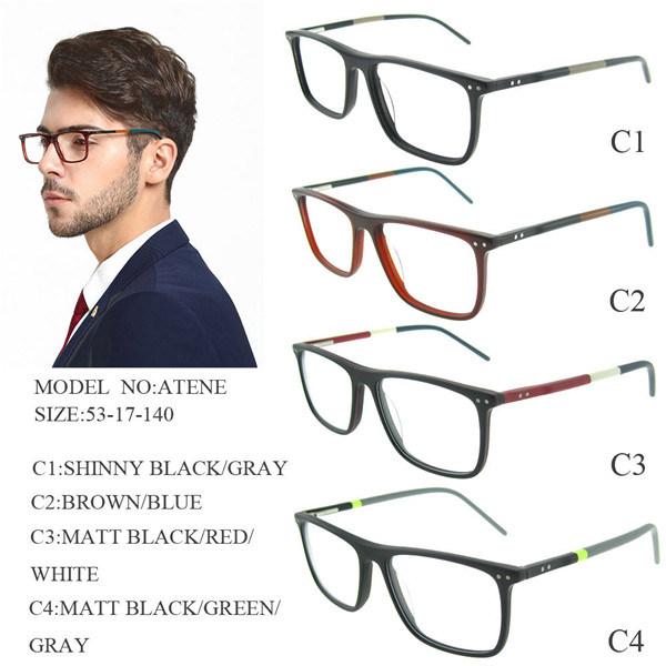 4418a429974 China Fashionable Optical Frames Wholesale Eyeglasses for Men ...