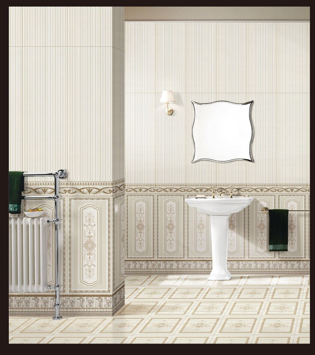 China 300X900 Ceramic Glazed Bathroom Wall and Floor Tile in ...