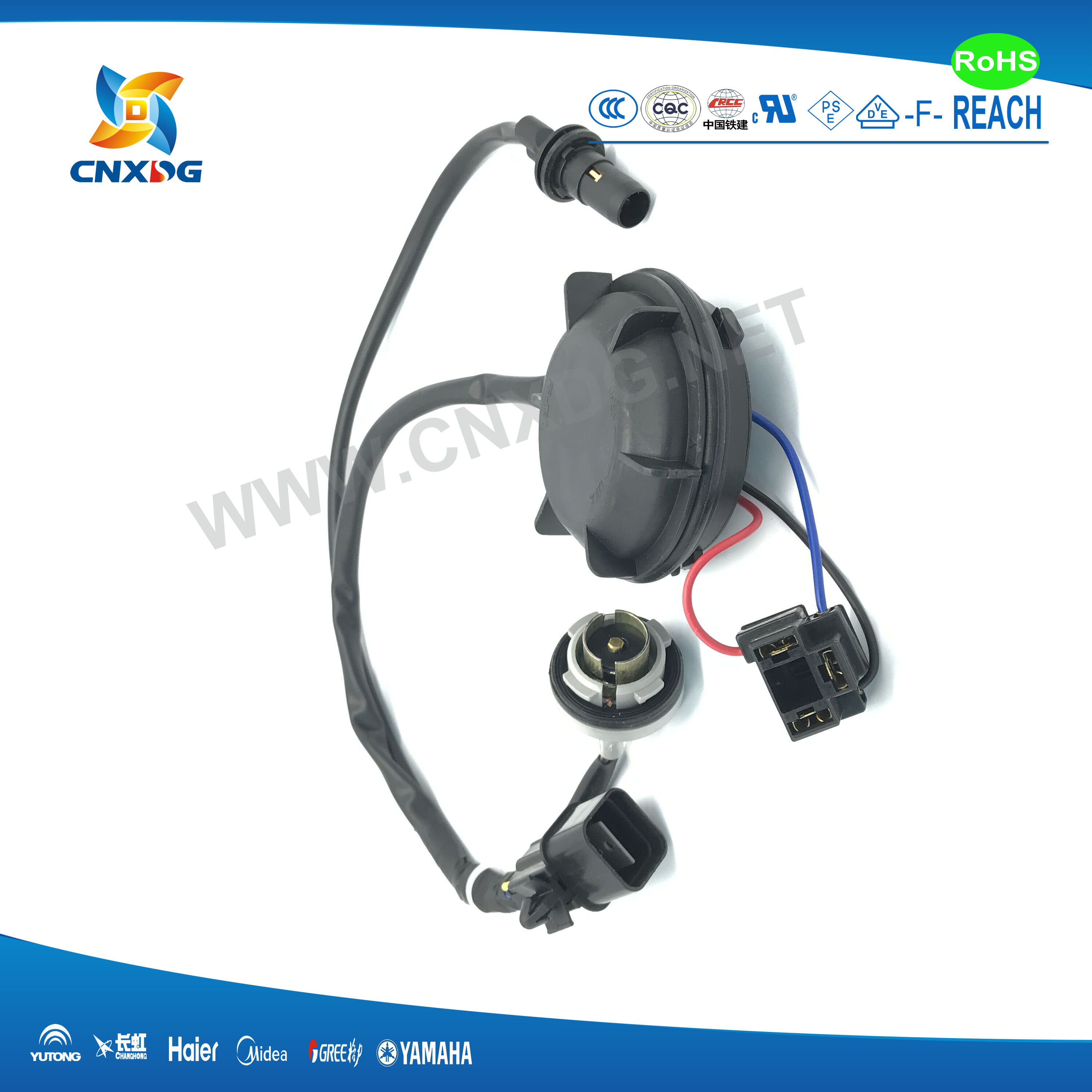 China Wire Harness for Automobile Motorcycle 3 - China Wire Harnes, Cable  Harness