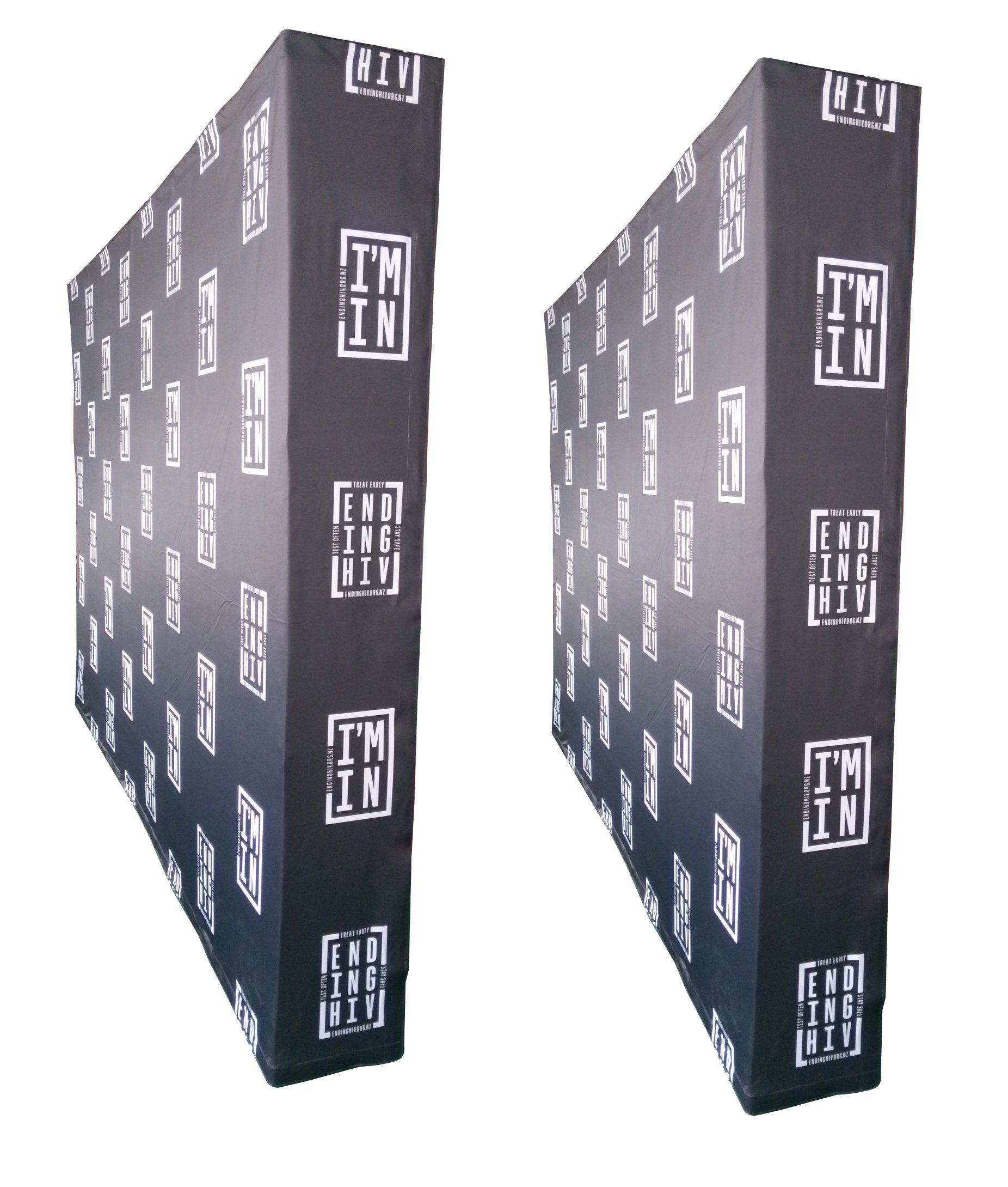 Exhibition Display Stands Nz : China ft pop up display tension fabric backdrop banner stand
