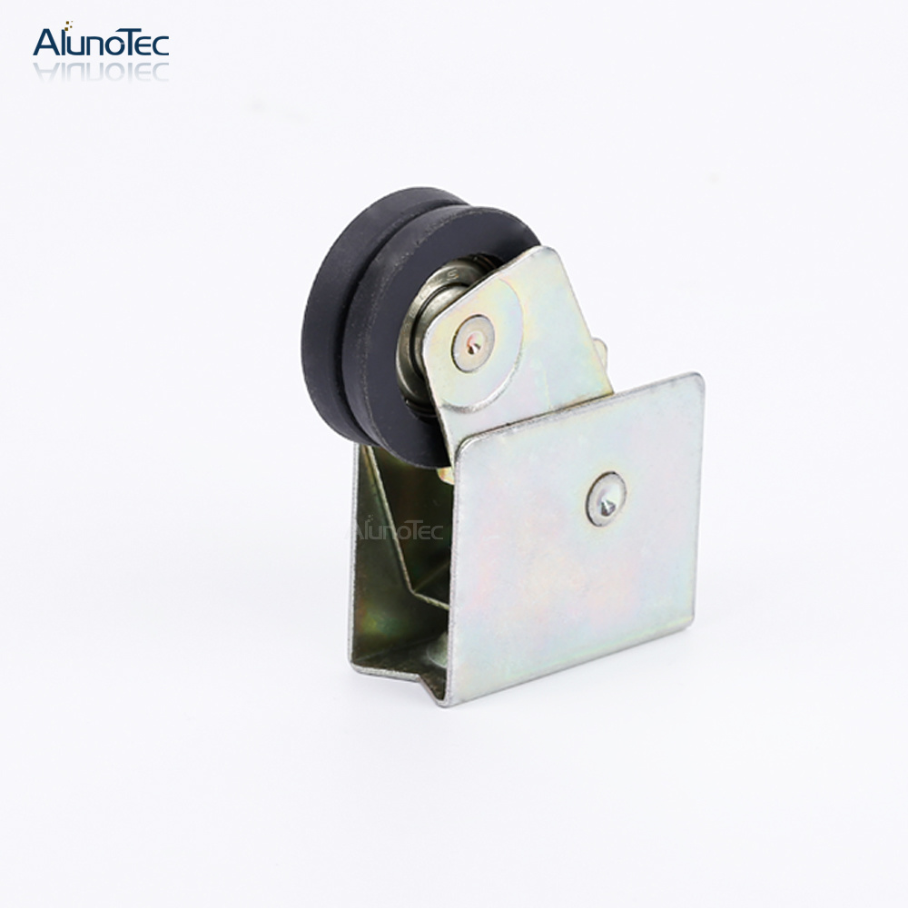 China Glass Safety Durable Shower Hanger Wheels Hanging Door Rollers ...