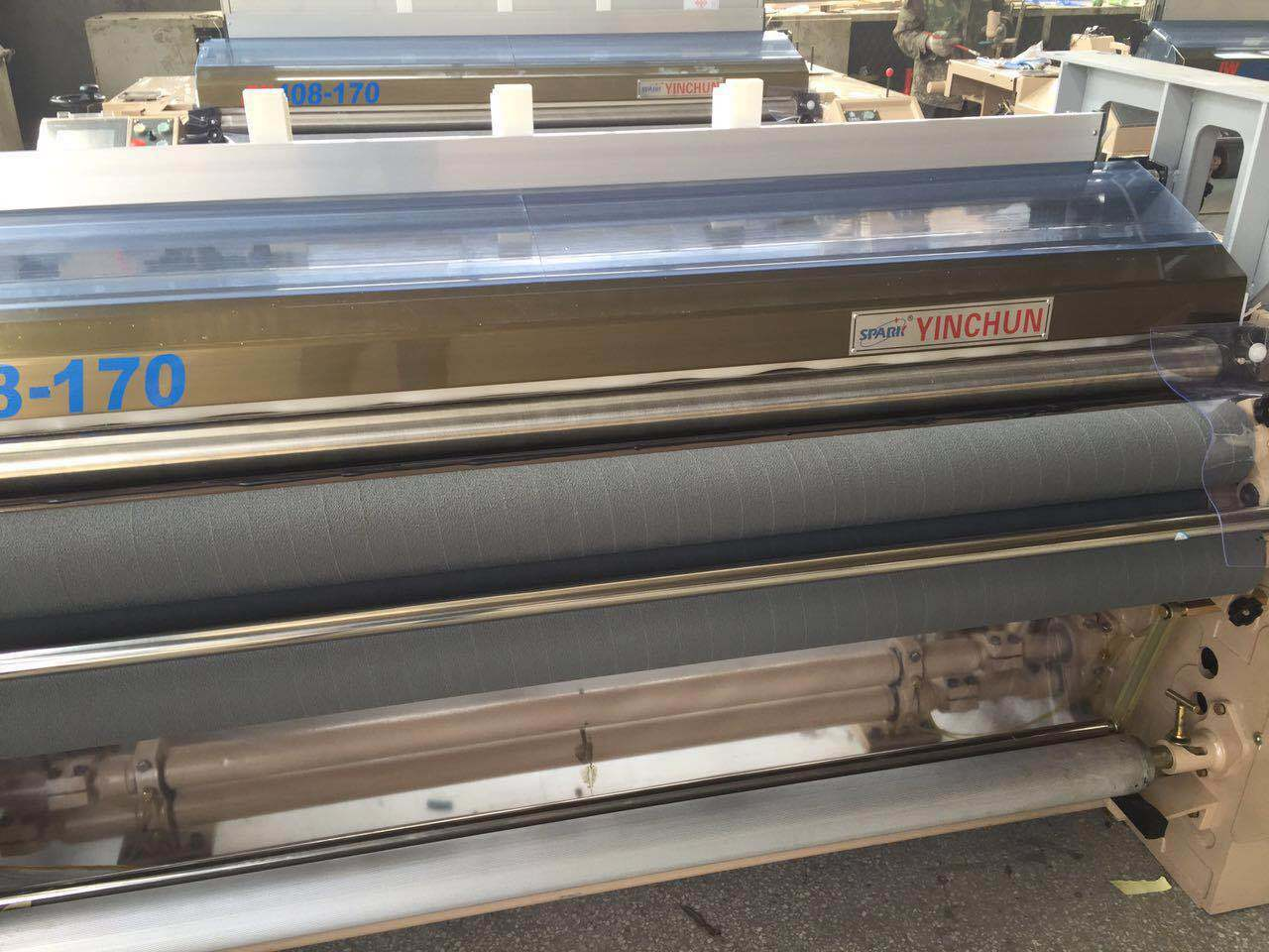 High Speed Heavy Density Water Jet Loom pictures & photos