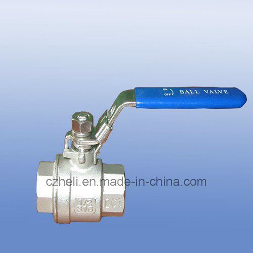 2PC Light Type Full Port Ball Valve