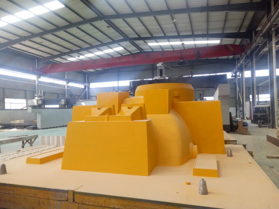 Wooden Casting Mould for Foundry