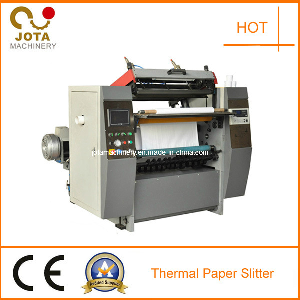 Small Thermal Paper Roll Slitting Machine (JT-SLT-900) pictures & photos
