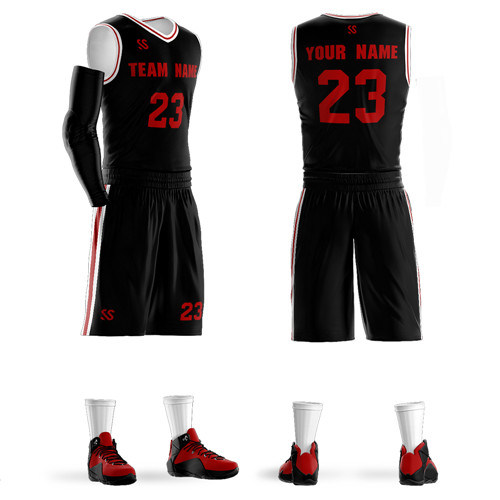 6895d4c7866 Customize Latest Basketball Team Uniforms with Sublimated Player Names  Numbers