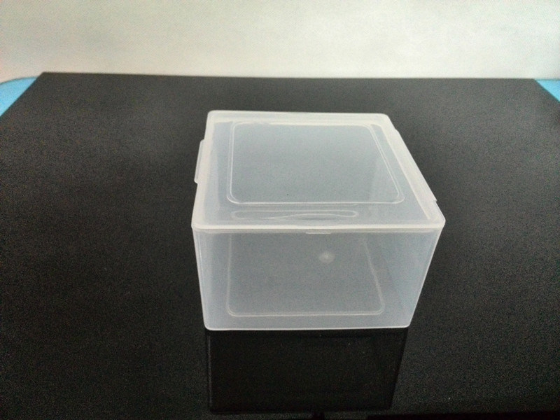 PP Box, Injection Way. Rectangle or Square Shape, with Hook/Without Hook