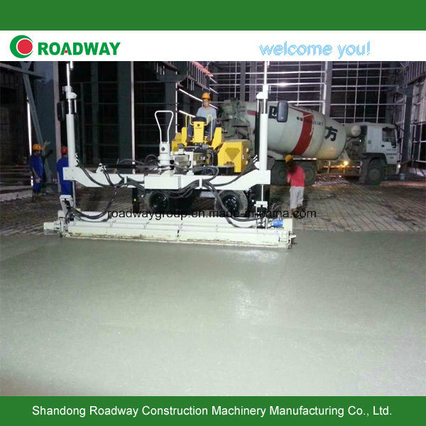 Ride on Flooring Conrete Leveling Laser Screed