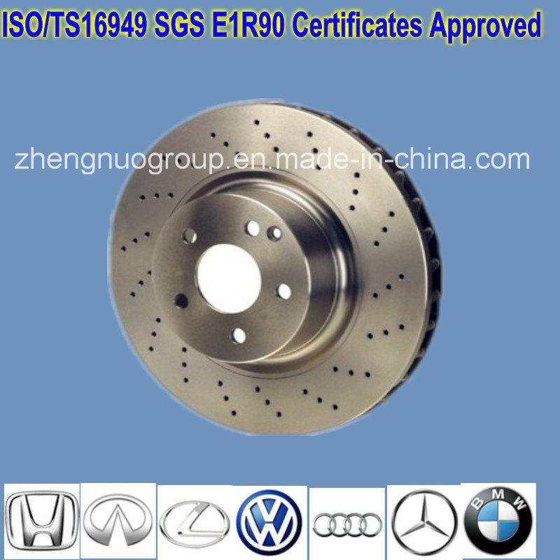[Hot Item] E1r90 ISO/Ts16949 Auto Parts Brake Rotors Suzuki Cars Cars