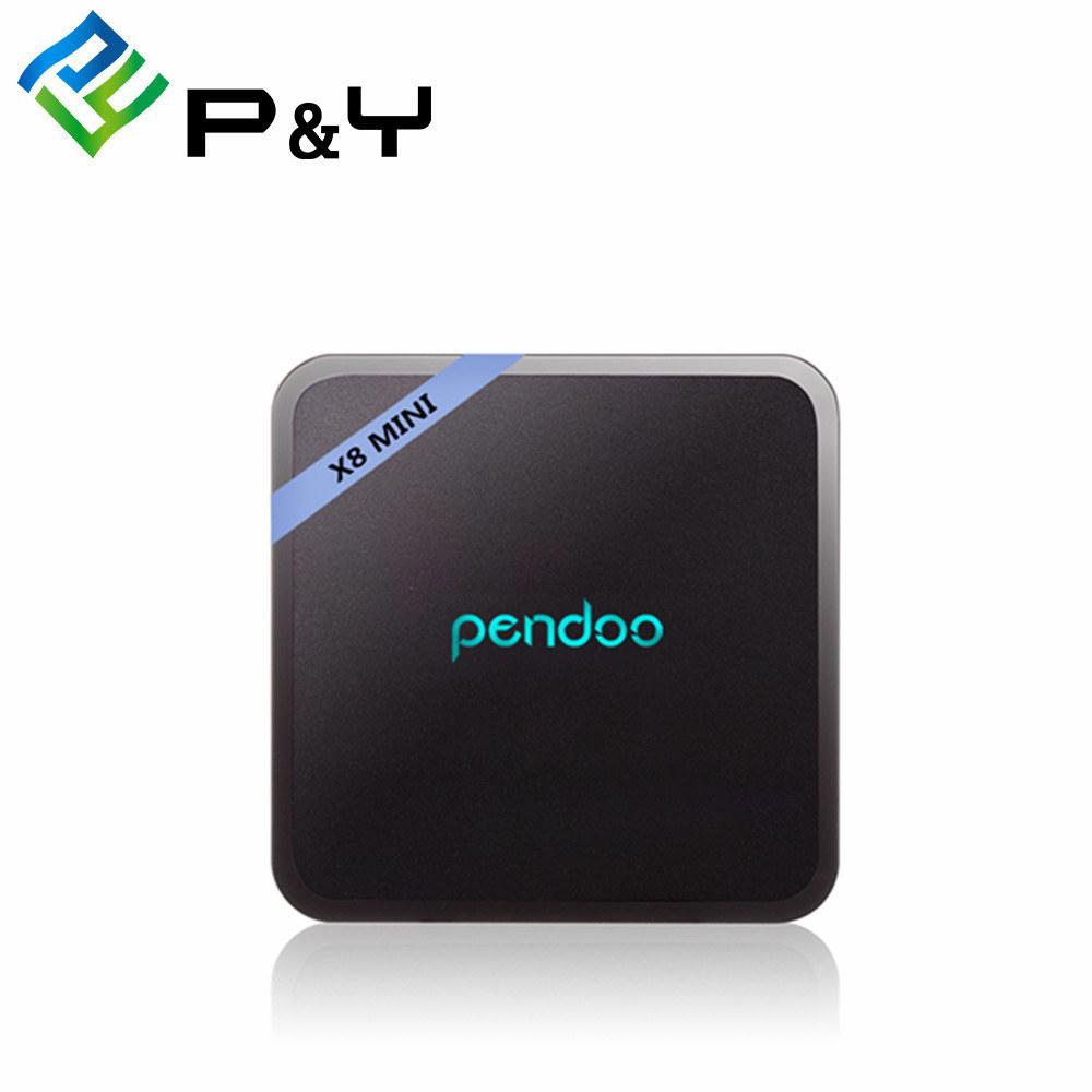 [Hot Item] Android TV Player Pendoo X8 Mini S905W 4K Android IPTV Arabic TV  Box Android 7 0 IPTV/Ott Box with Kodi Set Top Box Smart TV Box Android