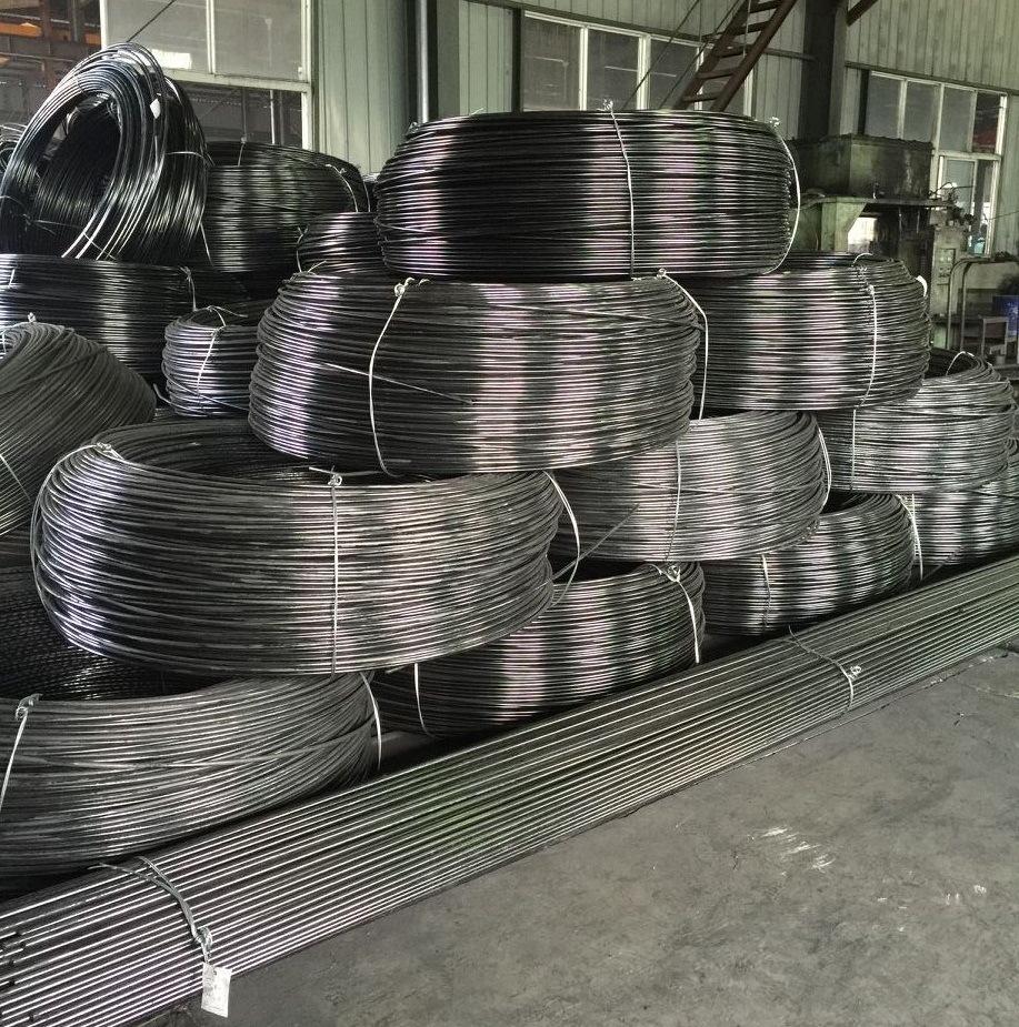 China Low Carbon Steel S10c C10 1010 DC01 Mild Steel Wire Prices ...