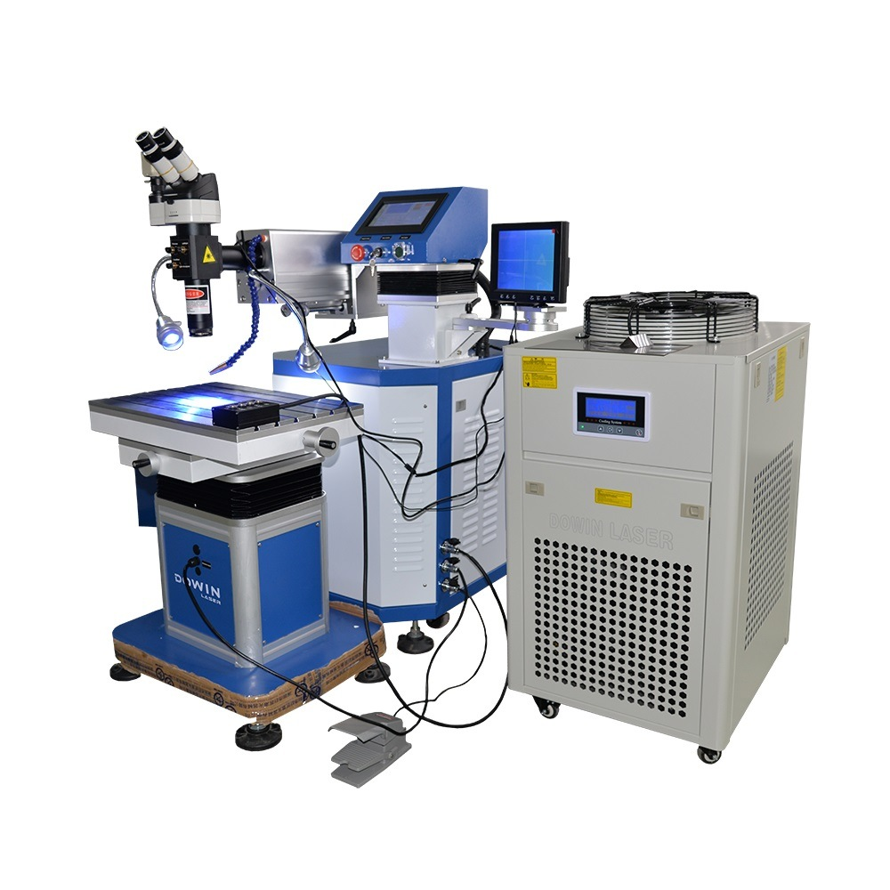 Best Quality 400W Jewellery Laser Welding Machine Jewelry Laser Welding Machine Suppliers
