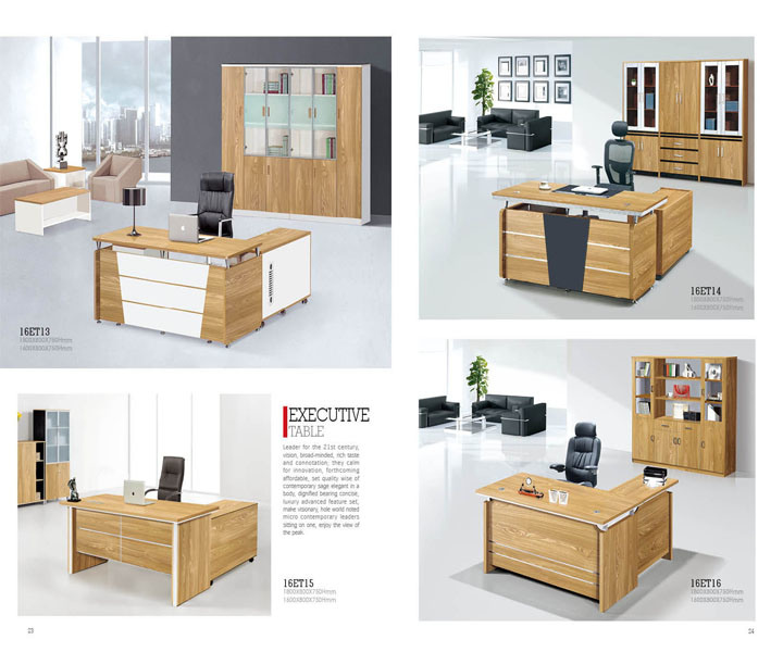 High Quality With Competitive Price Writing Desk (Knockdown System)
