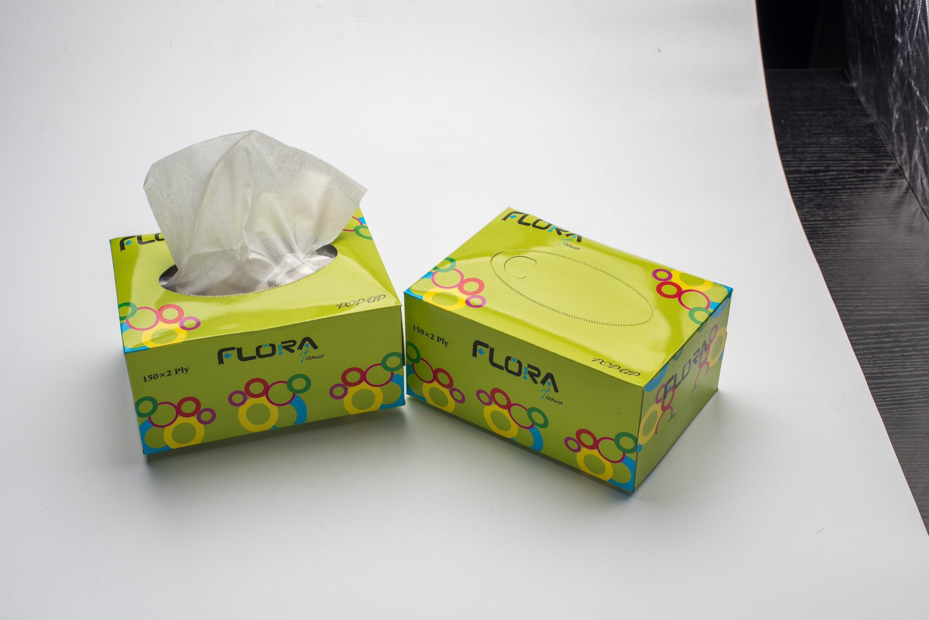Cheap facial tissue