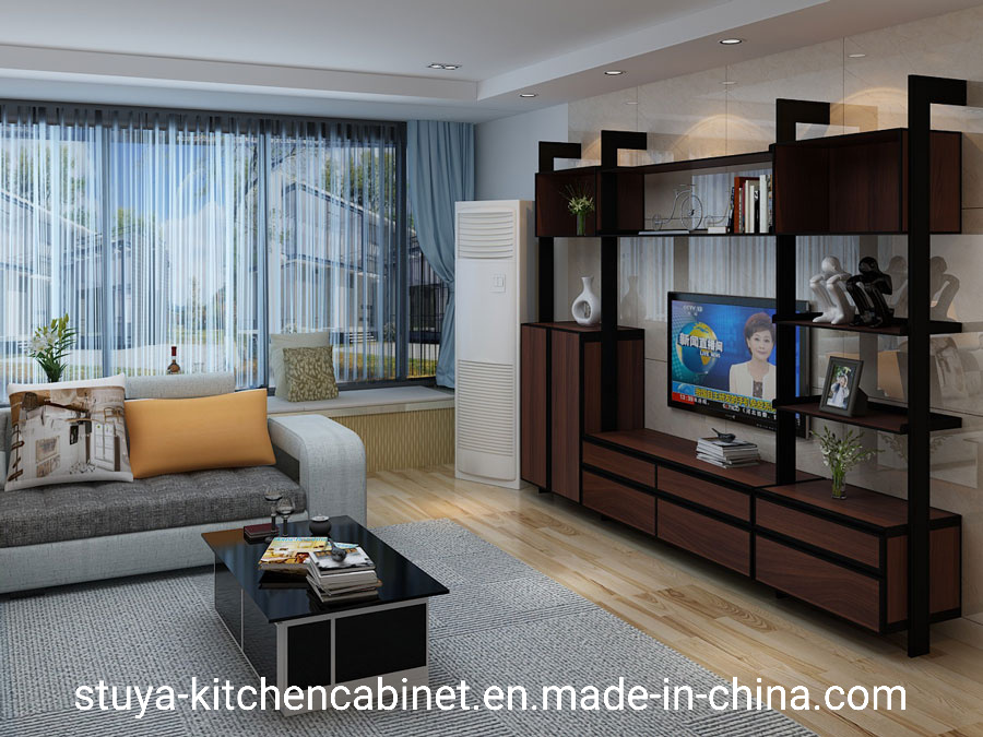 China Modern Design Living Room Tv