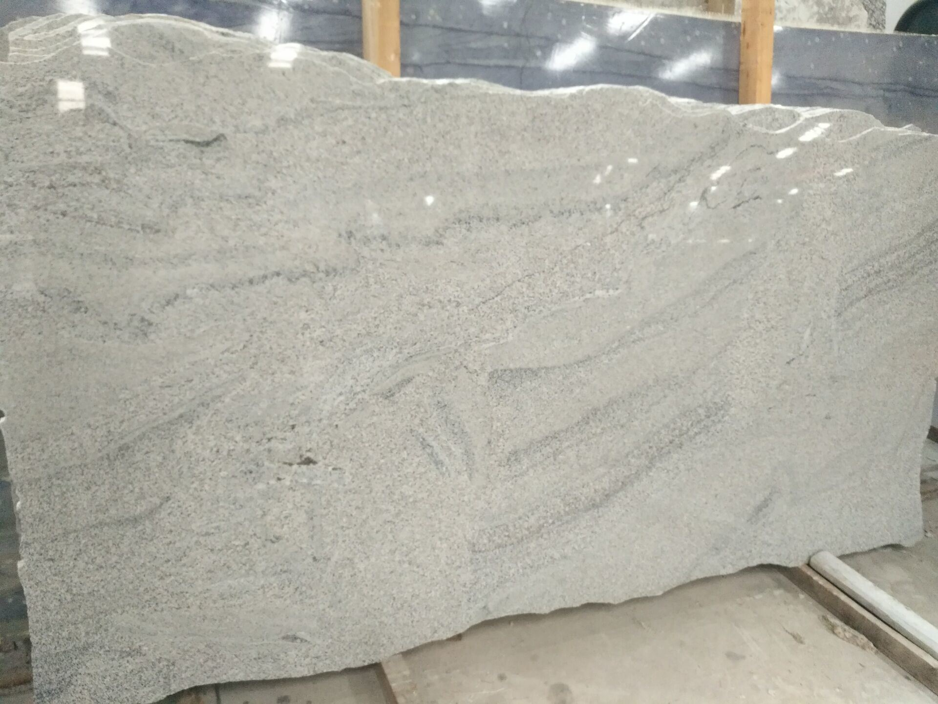 China Fantasy White / Granite Slab for Kitchen/Bathroom/Wall/Floor ...