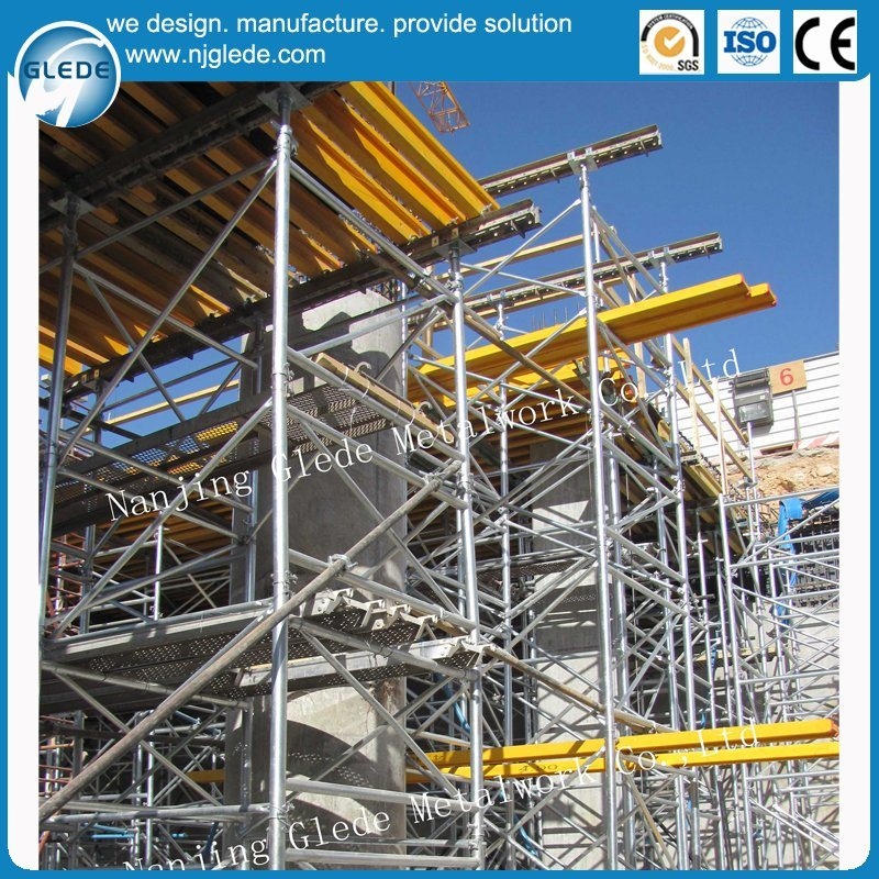 China Light Duty Construction Frame Scaffolding Systems - China ...
