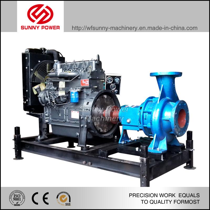 Hot Item Diesel Engine Agricultural Irrigation Water Pump Set
