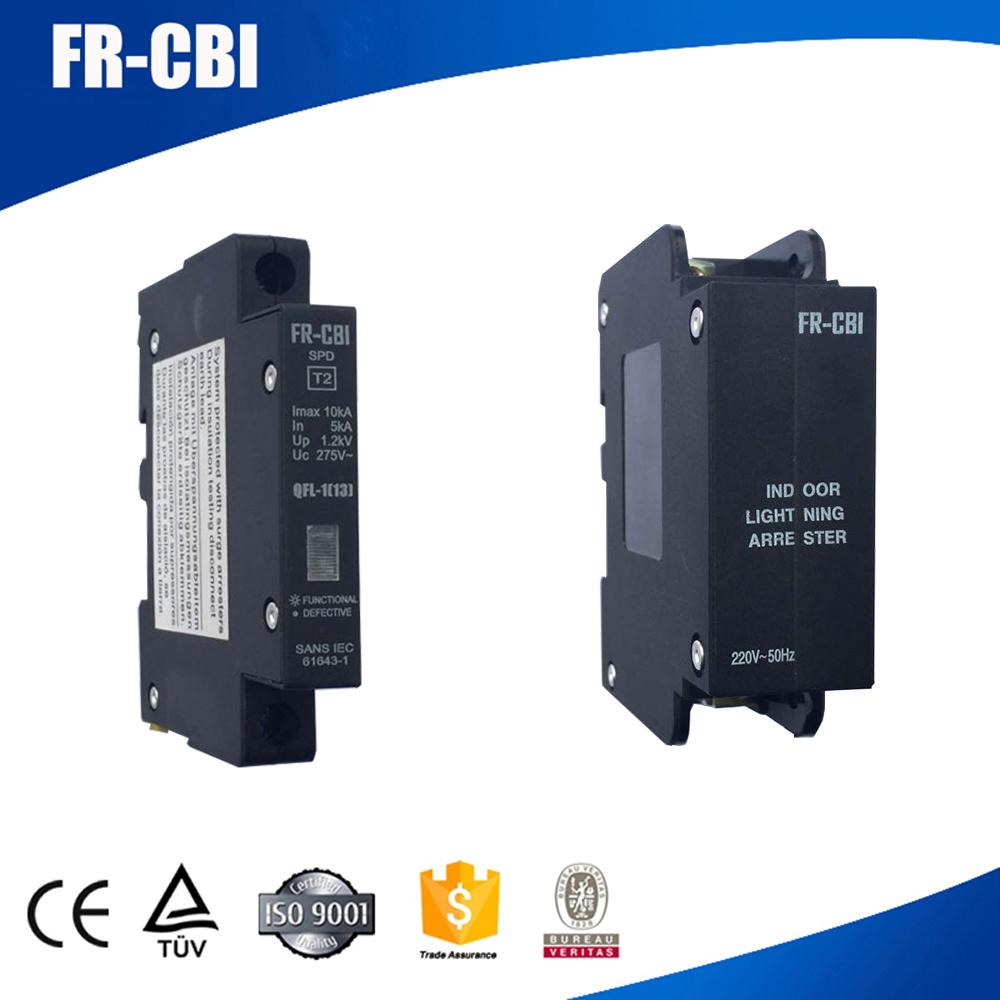 China Qfl Lighting Arrestor - Surge Protection-MCB-Circuit Breaker ...
