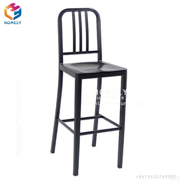 Magnificent China Emeco Metal Dining Restaurant Coffee Navy Counter Creativecarmelina Interior Chair Design Creativecarmelinacom