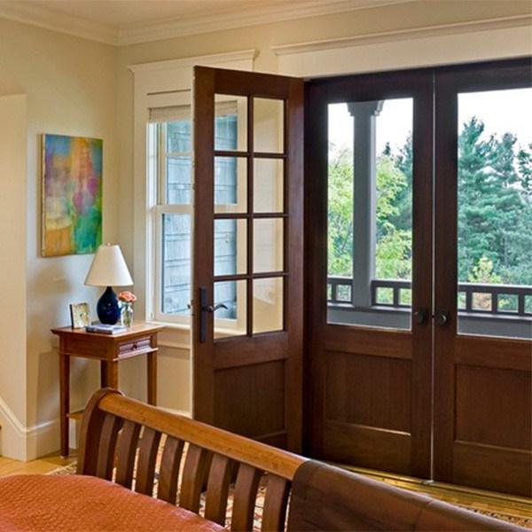 Main Door Design Good Quality Front Door Entrance Solid Wood Door & China Main Door Design Good Quality Front Door Entrance Solid Wood ...