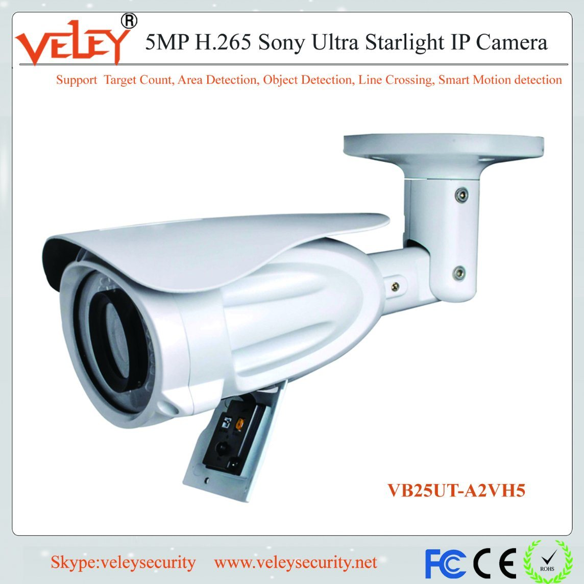 [Hot Item] Hikvision IP Camera Factory Dome Poe Face Detection CCTV Camera