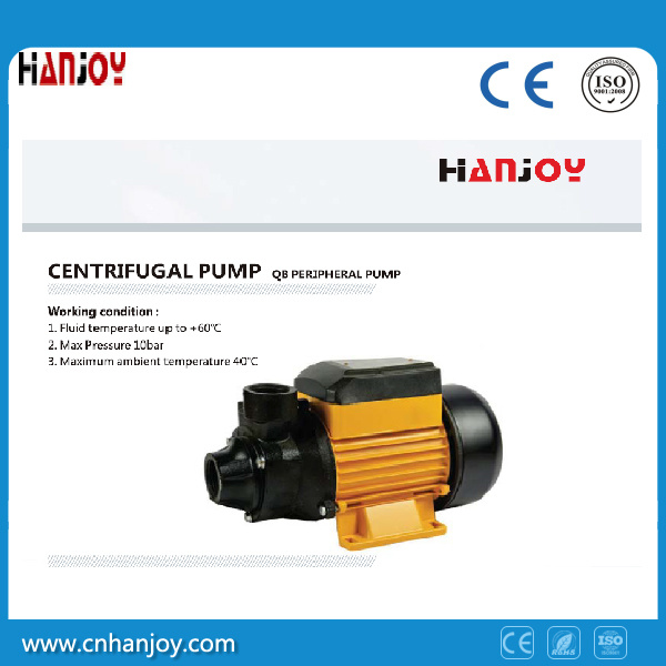 Centrifugal Pump QB Peripheral Pump QB60/70/80 pictures & photos
