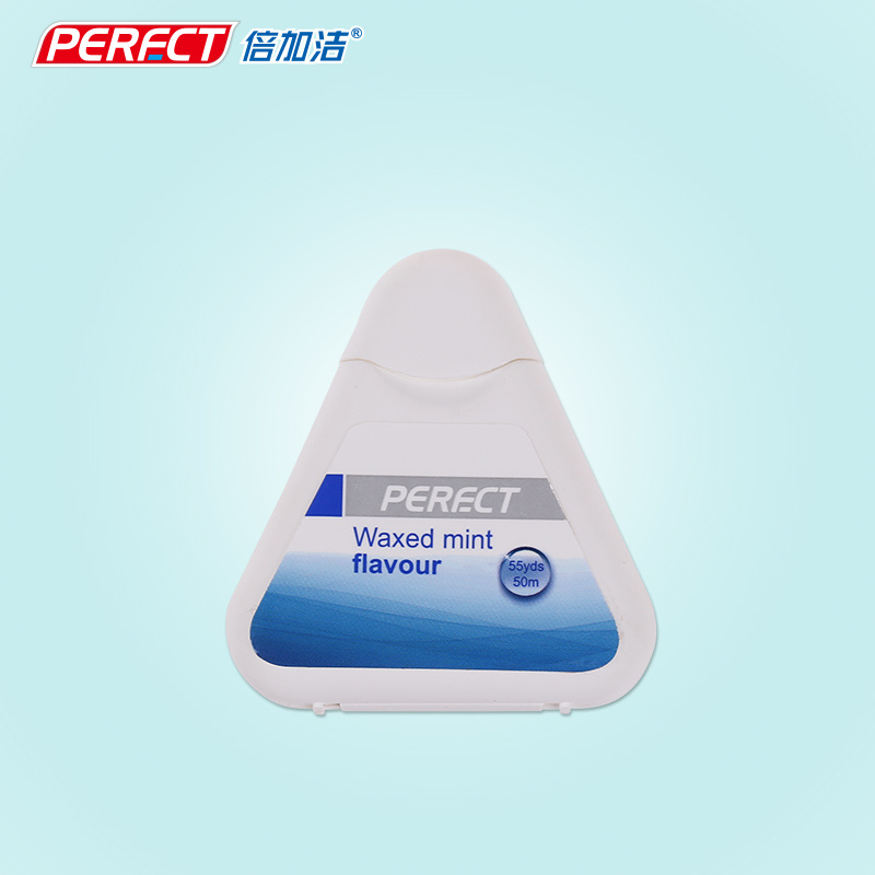 PERFECT Oral Care Triangle Dental Floss