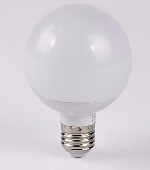China Globe Led Bulb Ball E27 3w 5w 7w, Warm White Led Outdoor Light Bulbs