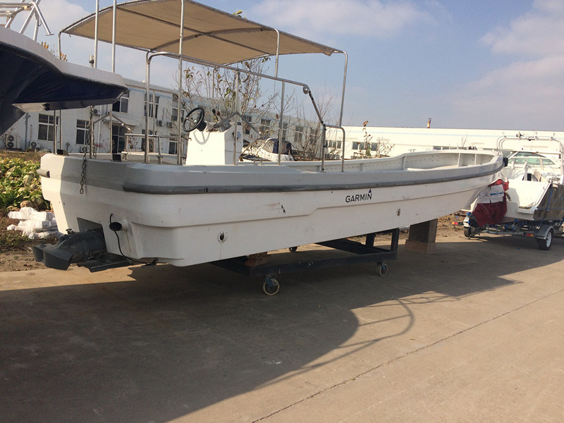 [Hot Item] 32FT Panga Fishing Boat with Inboard Diesel Engine and Water Jet  Drive