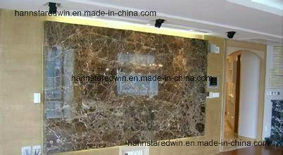 China Uv Coated Plastic Sheets Marble Design Faux Stone