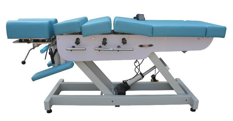 China Electrical Controled Chiropractic Drop Table Medical
