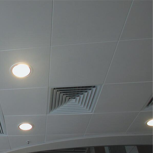 ISO 9001: 2008 High Quality Clip-in Suspended Ceiling of Aluminum Alloy Material