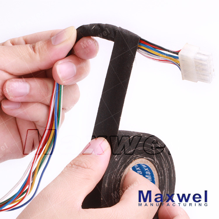 Fantastic China Automotive Wiring Harness Tape Made From Fiber Cloth China Wiring 101 Capemaxxcnl