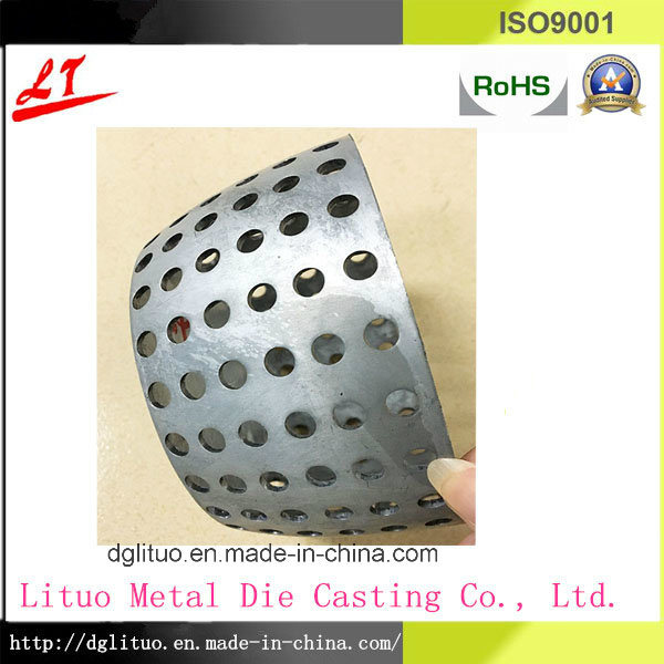 Aluminum Alloy Die Casting LED Lighting Lamp Housing Parts pictures & photos